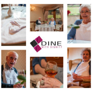 Dine with dignity -Collage